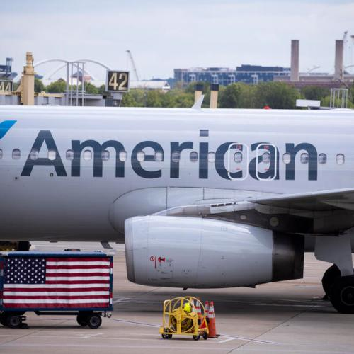 American Airlines joins Southwest in suspending alcohol services on flights