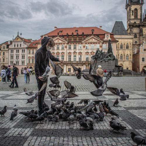 Czech reported coronavirus cases exceed 20,000
