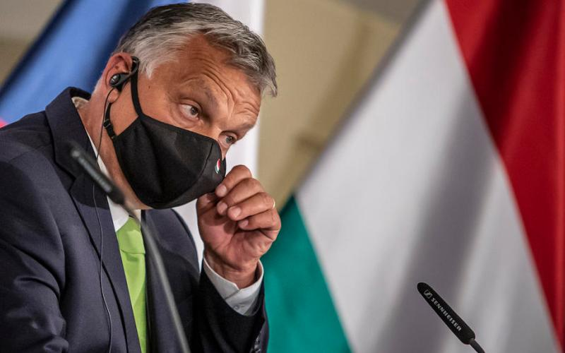Hungary threatens EU's COVID-19 recovery financing over rule of law