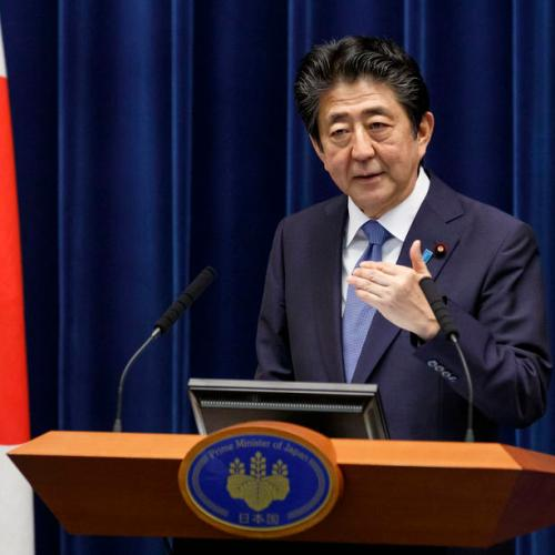Reports Japanese Prime Minister Shinzo Abe set to resign