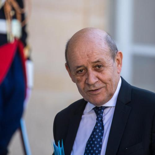 France's Le Drian urges transparency from Russia over Navalny