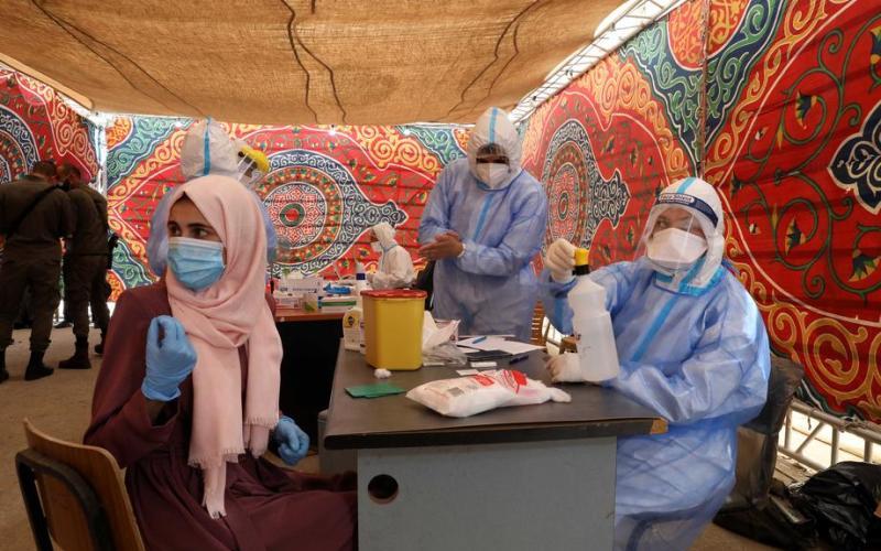 Coronavirus cases surge in the West Bank
