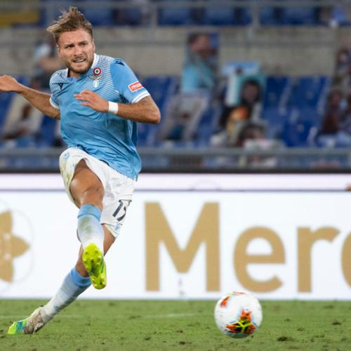 Lazio Ciro Immobile equals top-scorer record in Serie A with 36 goals