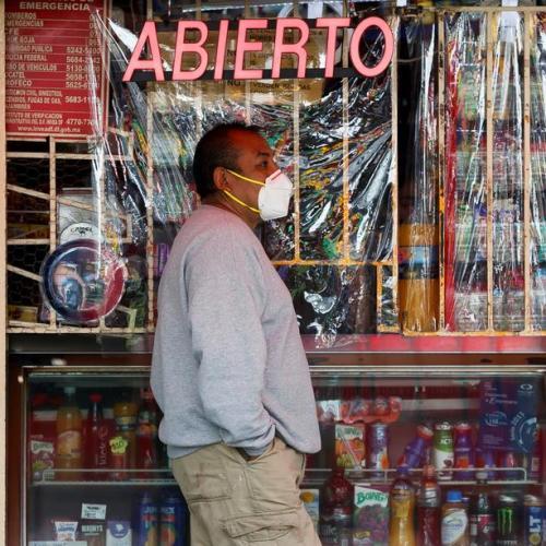 Mexico's coronavirus death tally exceeds 52,000