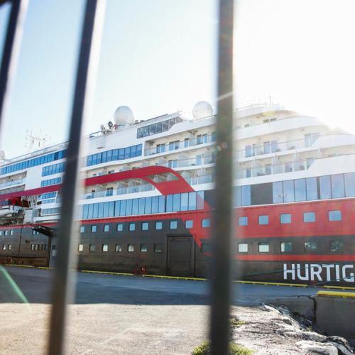 Norway's Hurtigruten halts cruises after COVID-19 outbreak