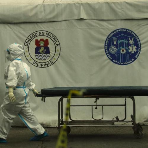 Philippines confirms 3,462 more coronavirus cases
