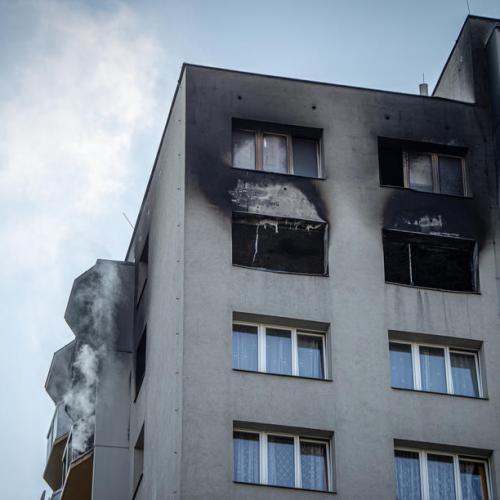 Apartment fire in Czech Republic kills 11, including three children