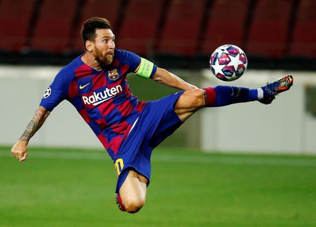 Messi not interested in coaching, prefers sporting director role
