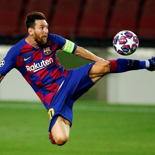 Messi guides Barcelona in 3 – 1 win against Napoli
