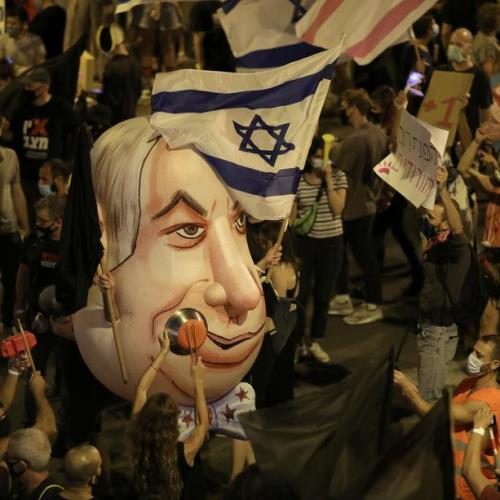 Thousands protest against Netanyahu over COVID-19, corruption allegations