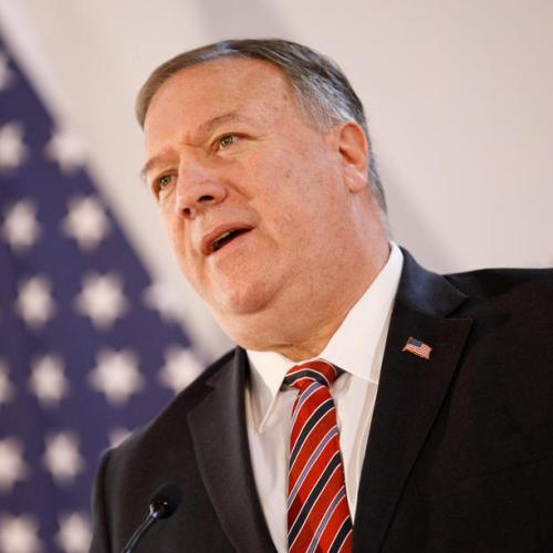 Pompeo discusses Libyan conflict, Iran with UAE counterpart