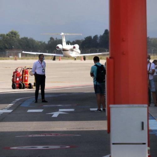 Perugia airport in Italy opens testing centre exclusively for arrivals from Malta