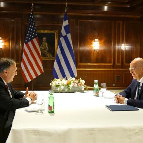 Greece hopes war in Eastern Med is avoided