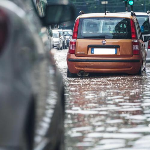 Storms predicted to hit Italy this weekend