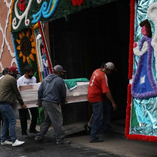 Latin America passes 250,000 death toll from COVID-19