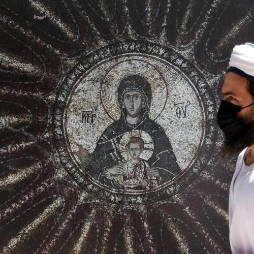 After Hagia Sophia, Erdogan orders another ancient church conversion into a mosque