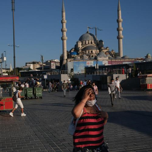 Turkey's daily COVID-19 cases surge above 20,000