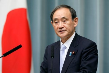 Japan PM Suga to drop out of party election, setting stage for new prime minister