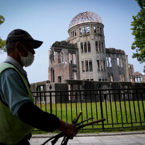 Photo Story: Japan prepares for 75th anniversary of Hiroshima, Nagasaki bombing