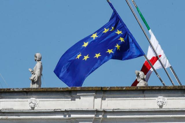 EU okays 44 billion euro Italian recapitalisation scheme for virus-hit companies