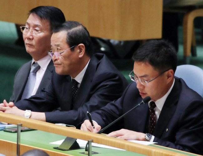 North Korea tells U.N. that now it has 'effective war deterrent'