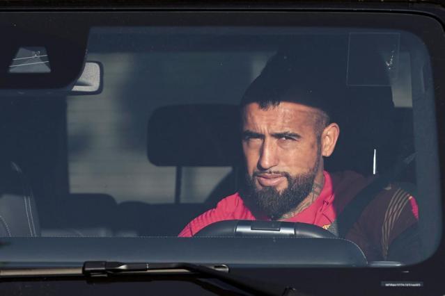 Vidal close to seal Inter deal
