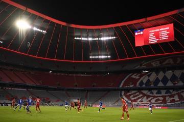 Bayern registers biggest opening victory in 8-0 win against Schalke 04