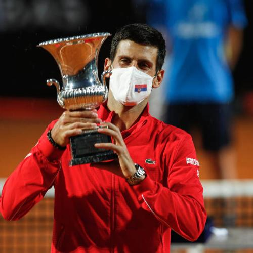 Djokovic wins his fifth Italian Open