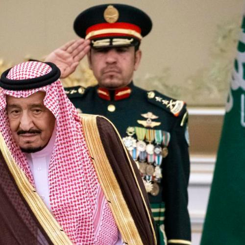 Saudi King wants to achieve fair solution to Palestinian issue