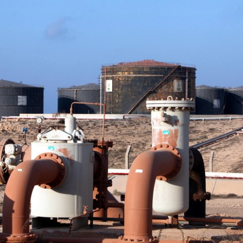 Some Libyan oil facilities restart operations