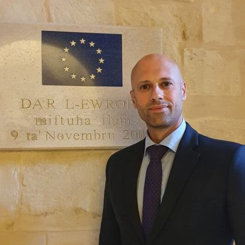 Dr Mario Sammut appointed EP Malta Office Head