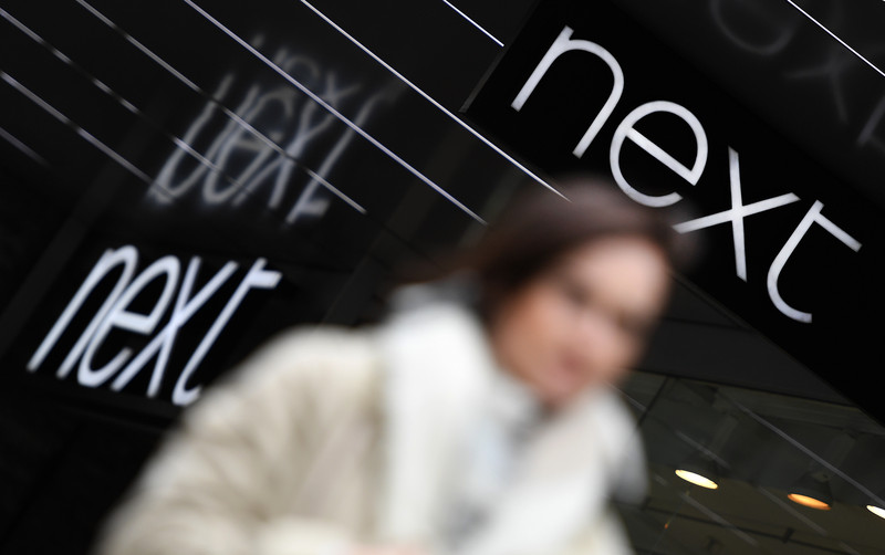 UK retailer Next looking for acquisition opportunities