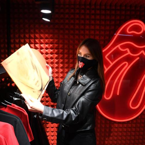 Photo Story: Flagship Rolling Stones Store opens in London