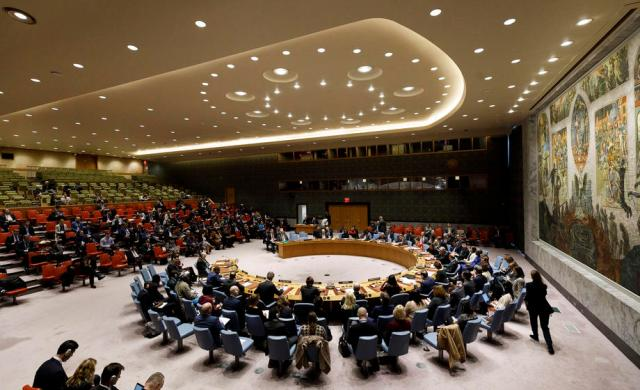 U.N. chief to appoint special envoy to broker peace in Libya