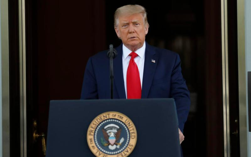 Trump to announce reduction in U.S. troops in Iraq on Wednesday