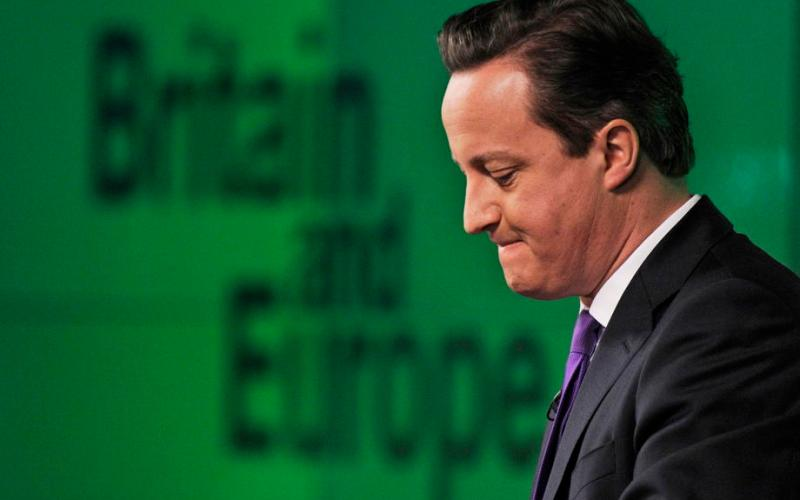 Former UK PM Cameron says he has misgivings about Brexit move