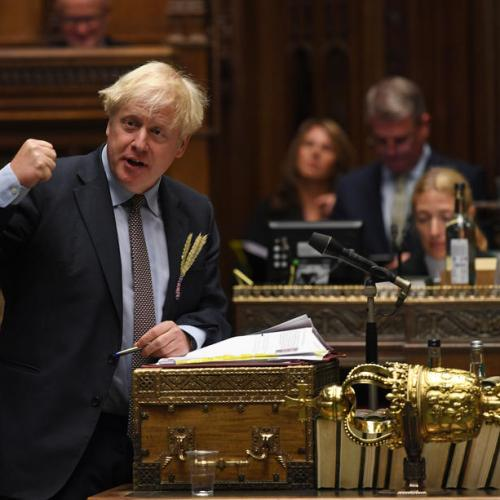 Boris Johnson facing Tory revolt over plans to override Withdrawal Agreement