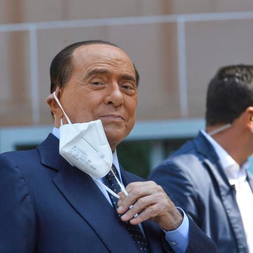 Berlusconi tests positive once more for coronavirus