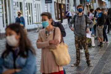 Czechs pay for summer of fun with new restrictions as coronavirus cases soar