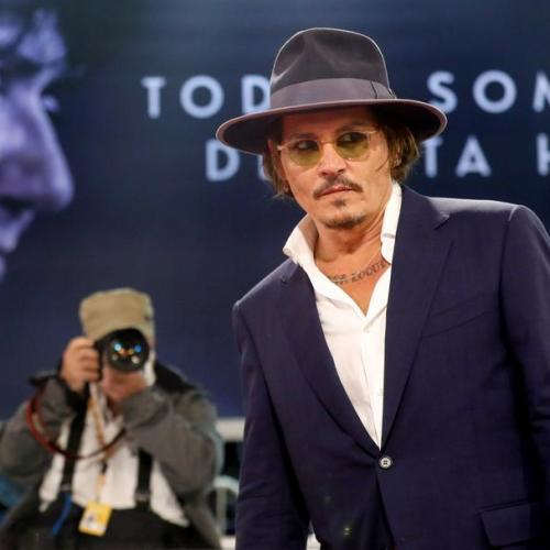 Photo Story: Johnny Depp in Spain for San Sebastian International Film Festival