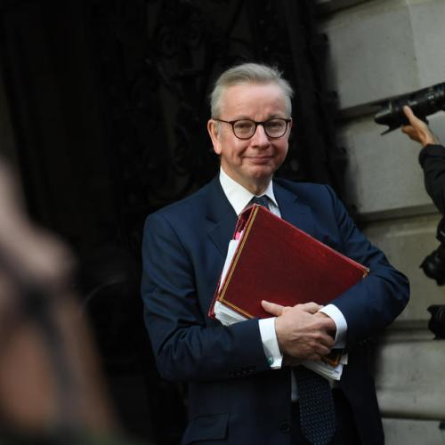 Gove heads to Brussels as EU trade talks resume