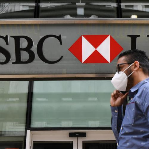 HSBC to close 82 branches in UK