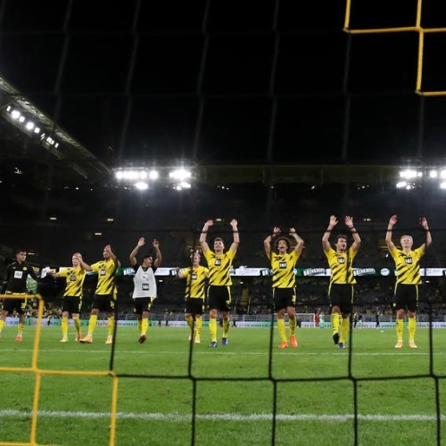 Bundesliga: Borussia Dortmund responds to Bayern