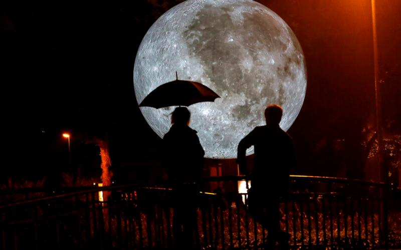 Photo Story: White Night Festival in Riga