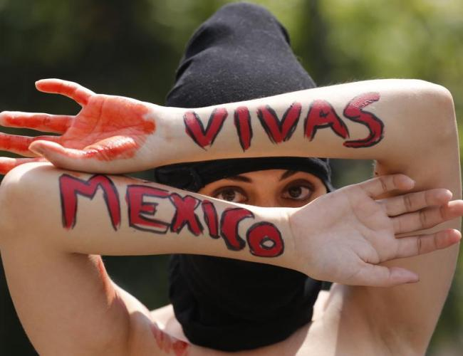 Femicides in Mexico rise more than 2%, protests rage