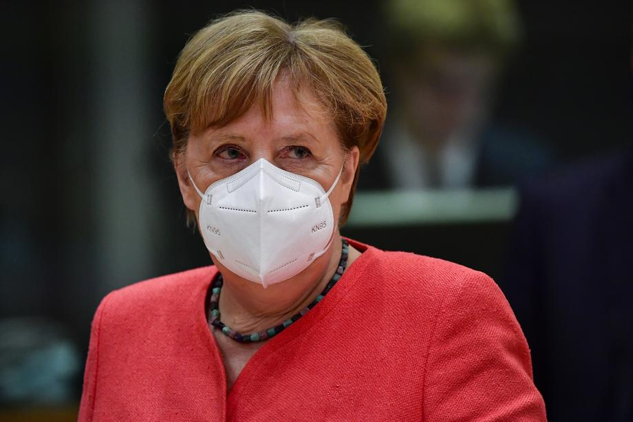Merkel: Coronavirus infections could hit 19,200 a day in Germany
