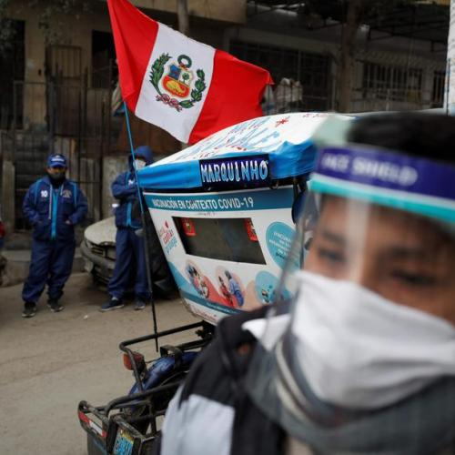 Peru looks to reopen international passenger air travel