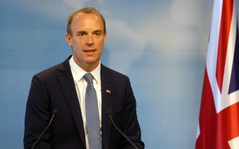 UK told U.S. it was Brussels, not London, threatening Irish peace