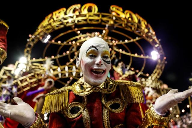 Rio cancels Carnival for first time in a century