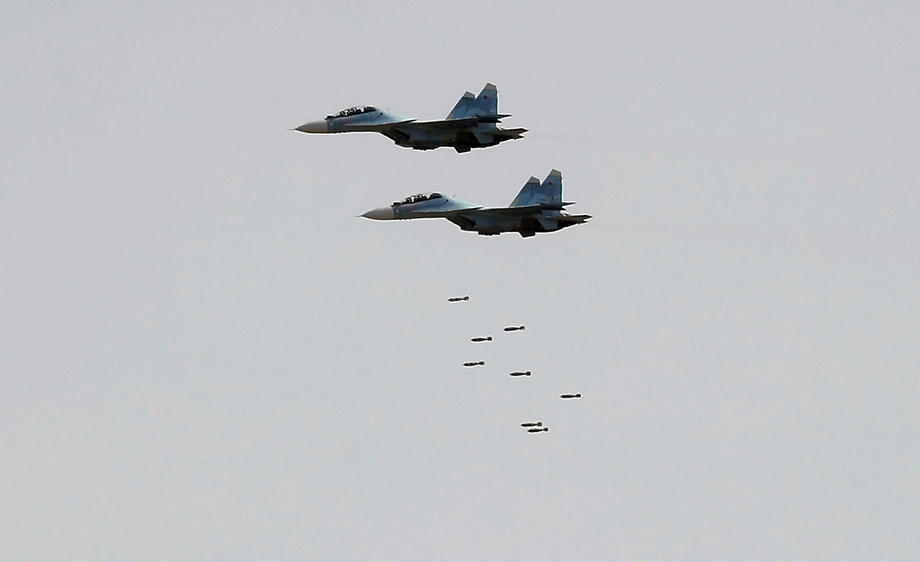 Photo Story: Russia starts military exercises in the Caucasus